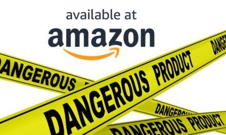 Wer auf Amazon Schmuck kauft lebt gefährlich!