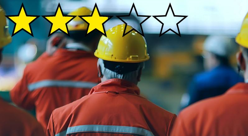 Arbeitgeberbewertung: Wie viele Bewerber gehen euch verloren?
