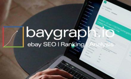 baygraph.de – Das führende eBay SEO- & Optimierungstool [Werbung]
