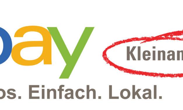 eBay Kleinanzeigen – Der unangefochtene Champion in Deutschland [Werbung]