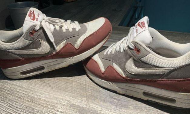 Nike verkauft jetzt gebrauchte Schuhe. Selbst.