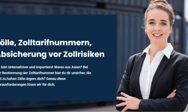 zollcoaching.de – Francine Dammholz: Die Zoll-Versteherin [Werbung]