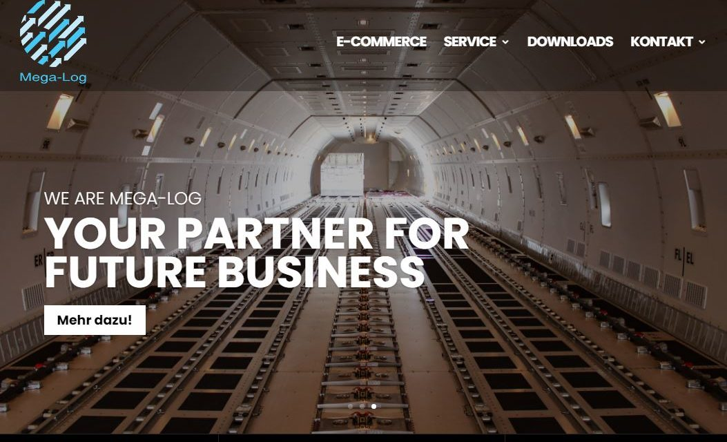 Mega-Log: Logistik, Kompetenz, Container, Pre-FBA & Fulfillment [Werbung]