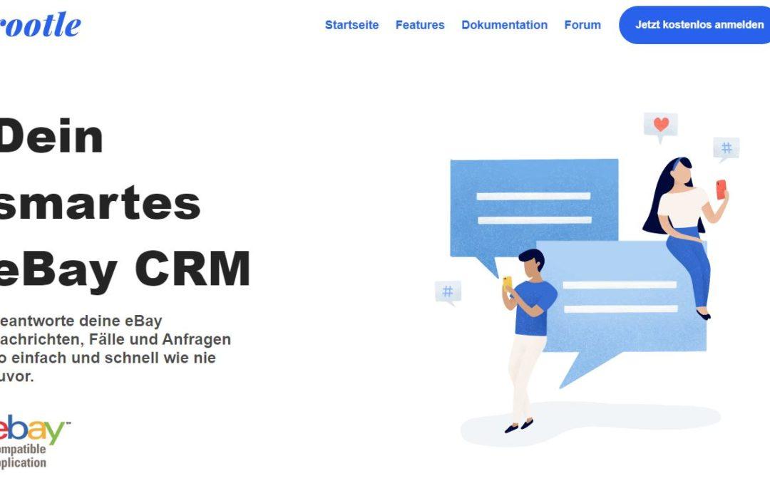 rootle.de: Das kleine smarte und kostenlose eBay CRM-Tool [Werbung]