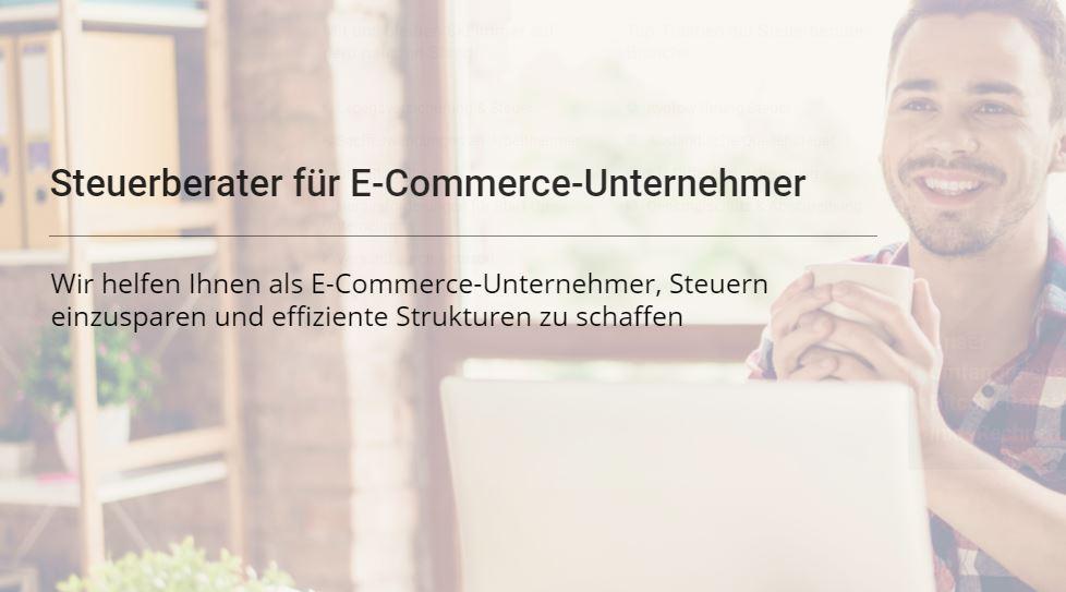 Wendl & Köhler: Steuerberater für E-Commerce-Unternehmer aus Köln