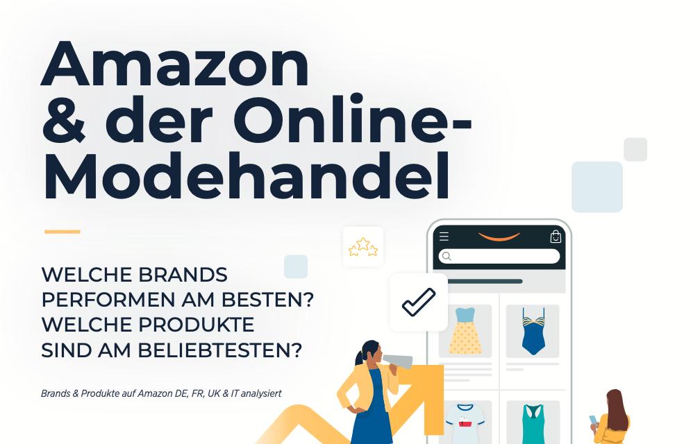 """Amazon.de: Fruit of the Loom, Puma und Iris & Lilly am längsten in den Top 100 in der Kategorie """"Bekleidung"""""""