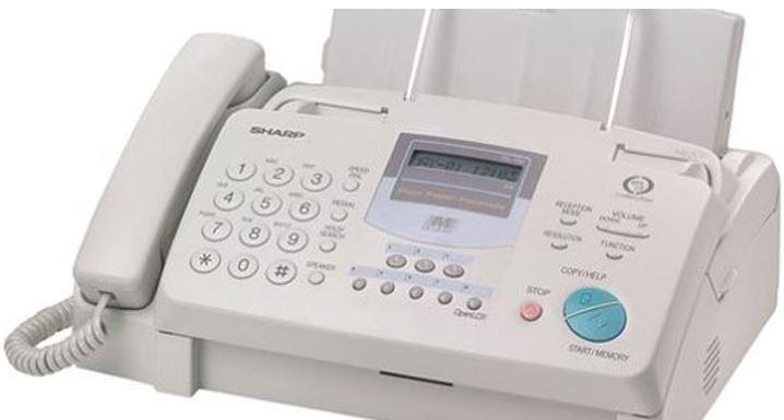 Retro-Trend: Das Faxformular als Bestellmöglichkeit