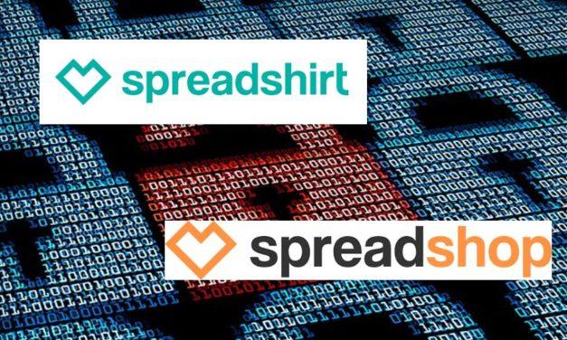Datenleak: Auch Spreadshirt meldet einen Sicherheitsvorfall