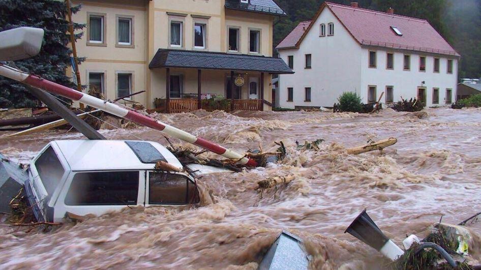 Onlinehändler Denis M. Klug: Wenn Wasser, Sturm oder Feuer kommt!