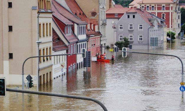 Die steuerlichen Folgen eines Hochwassers