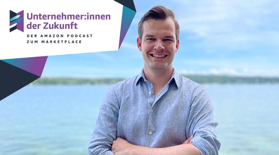 Markus Henn von Amazon im #UdZ Podcast zum Amazon Marketplace