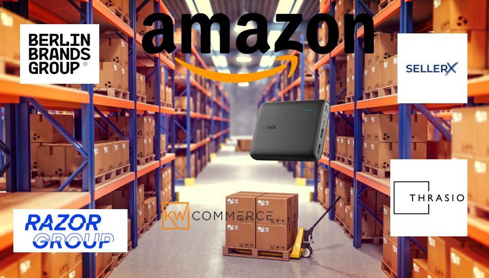 Amazon-Beschränkung: So wichtig ist eine eigene Logistik. Acquirer-Modell in Gefahr.