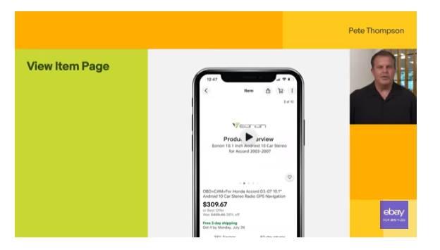 eBay News: Videos & reduzierte Gebühren und mehr