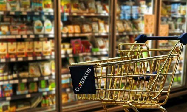 Einzelhandelsumsatz: Internet- & Versandhandel -7,5%