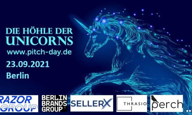 Pitch Day Berlin: Trefft alle Amazon-FBA-Aufkäufer in Berlin