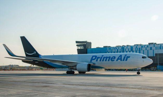 Amazon: Logistikprobleme? Dank Amazon Air nicht.