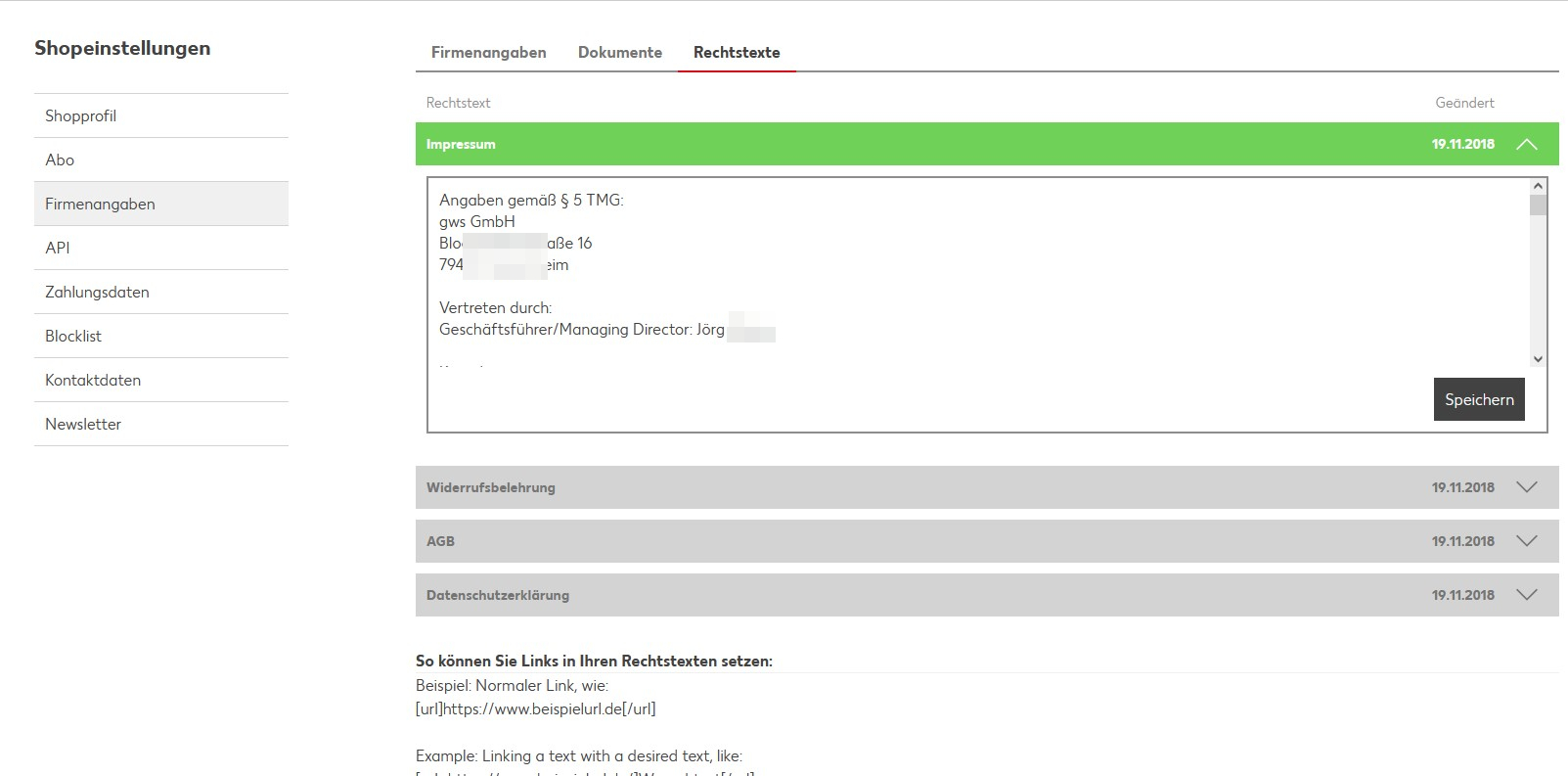Kaufland.de: Ausfall und Datenleck - Screenshot